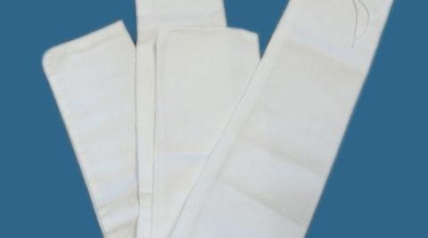 Meraklon anode bags